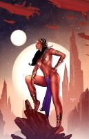 DEJAH THORIS 8 by PaulRenaud