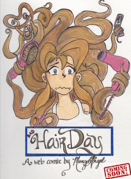 Bad Hair Day by MangaAngel360
