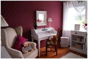 BG Girl's Room I by Eirian-stock