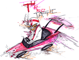 T-T-T-TURBO TIME!! by Wolf-Shadow77