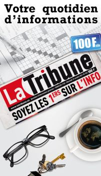 La Tribune Newspaper by Kmsidy