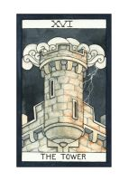 The Tower Tarot by NoraBlansett