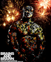 BRAINS AND BRAWN by Gillfeesh