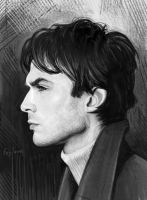Ian Somerhalder by Feyjane