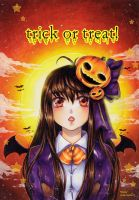 trick or... by MIAOWx3