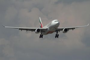 Airbus A330-243 Emirates by PlaneSpotterJanB