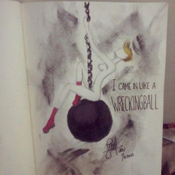 Wrecking Ball by Jovv