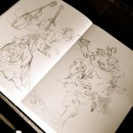Sketchy sketch session6 by Lelpel