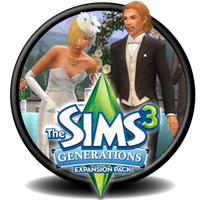 The Sims 3 Generations Icon 2 by danilote1234