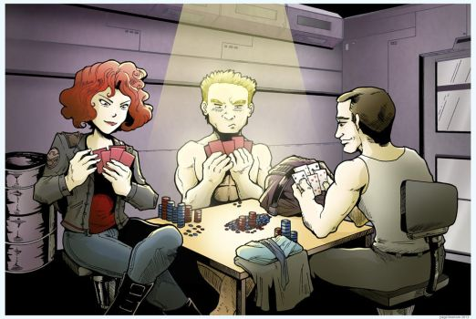 Avengers Day Off #3 by Saturn-Kitty