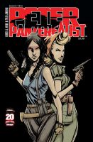Peter Panzerfaust #10 Cover by angieness