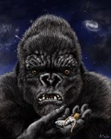 Kong's Concern by Ruth-Tay