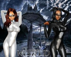 F-F-G: Rubberized World by Krypto4CatSuits