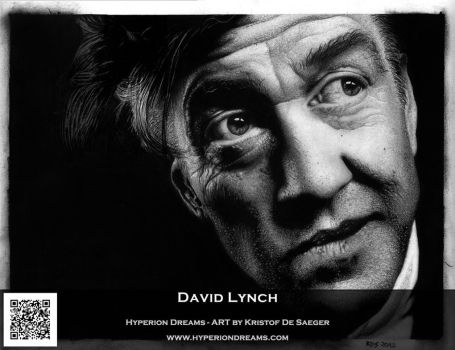 David Lynch by HyperionDreams