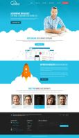 Nimbus Accounting Design by shoahmed