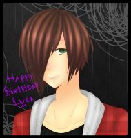 HBD Luca!! by K31T0