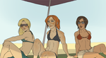 AC: Modern - At the Beach by T-M-Wolf