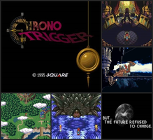 Chrono Trigger Photo Collage by JanetAteHer