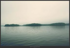 fog over the lake 2 by MidnightDaisyStudio