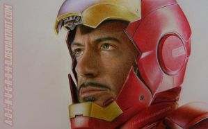 Tony Stark by im-sorry-thx-all-bye