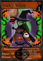NecroMasters - TRT - 015 - Trick'r Witch by PlayboyVampire