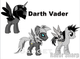 ~3 Points Dark Pony Adoptables~ by StarCatcherZ