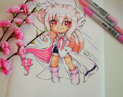 Cherry Blossom Girl by Lighane