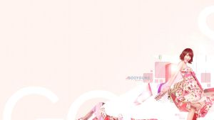 SNSD Sooyoung Wallpaper by UberzErO