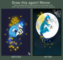 Draw this again Meme:: Chime by The-F0X