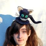 Tiny Top Hat: The Cheshire Cat by TinyTopHats