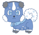 Hatched - Winter Wishful (closed) by Cupcake-Kitty-chan