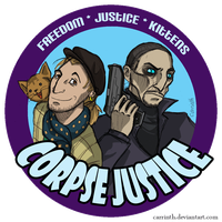 DA: Corpse Justice by carrinth