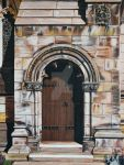 St. Andrews Door by RMOriginalArt
