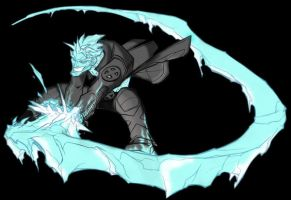 Iceman by spidey42410