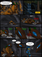 Hunters and Hunted Ch 4 Pg 29 by Saronicle