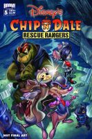 Rescue Rangers 5 Cover by Lief20