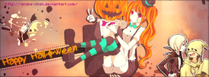 Halloween :3 by Andiie-Chan