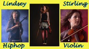 Lindsey Stirling - Hiphop Violin Girl YELLOW 800x by SeraphSirius
