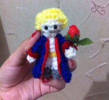 Little Prince, little Rose. by AmiAmaLilium