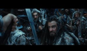 Thorin Oakenshield- Desolation of Smaug II by Goldie4224