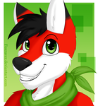 RedChan - Commission by FoxRaver