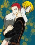 Jake and Sherry : She is Mine by LeonandClaireBSAA
