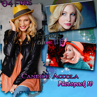 Photopack 10 Candice Accola by PhotopacksLiftMeUp