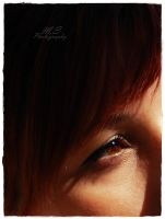 The fire in her eyes.2 by moonik9