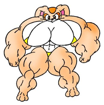 Maxed Muscled Cream by zatchbell19