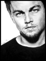 Portrait of Leonardo DiCaprio by Monkey-Jack