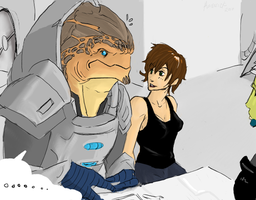 Hey Grunt by Amarick