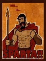 Sparta by cool-slayer