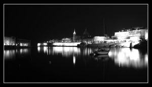 valletta night by gordonbonello