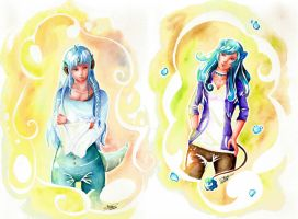 Gifts - Aerin and Dylane by Miup